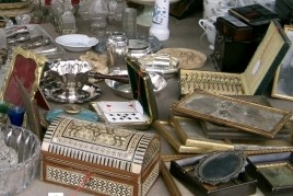 Fair of Antiques and Almonedists in Cardedeu