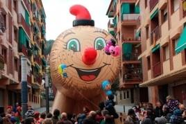 Foire artisanale et Cagatió à Sant Andreu de la Barca
