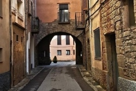 San Miguel Fair in Santpedor