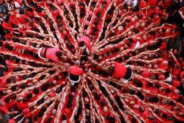 Feria de Santa Úrsula en Valls