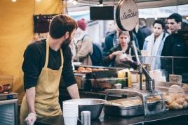 Feria del Comercio y la Despensa en Alcarràs