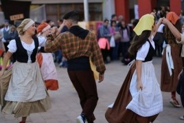 Fira Embarrats a Sant Joan de Vilatorrada