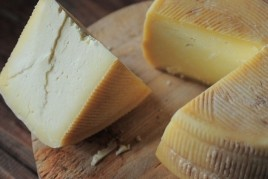 European Cheese Fair in Ripoll