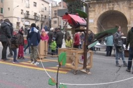 Feria Las Aspres en Balaguer
