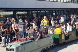 Feria Mataró Tren de Mataró