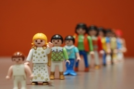 Playmobil and LEGO Fair in Guissona