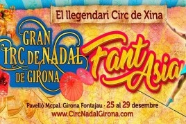 Great Christmas Circus in Girona
