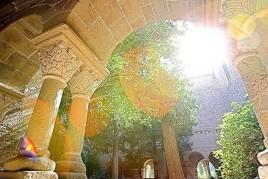 Historias de vino en el Monasterio de Sant Benet