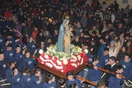 Celebrations of the Candelaria in the Ametlla de Mar