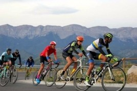 Tour à vélo de la Cerdagne