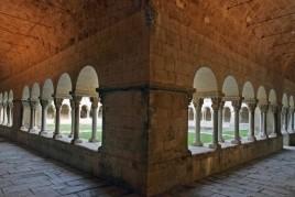Le marathon roman du cloître du monastère de Sant Cugat