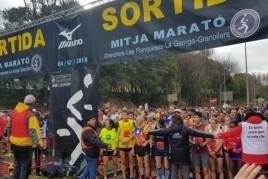 Le semi-marathon de Granollers