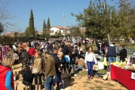 Crazy Market in the Ametlla del Vallès