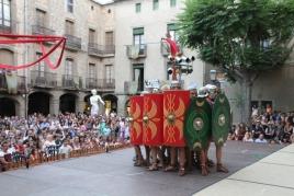 Marché romain de Guissona
