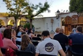 Mostra d'espectacles al carrer a Olivella