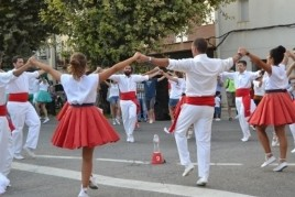 Night of the Sardana in Bellcaire d'Urgell