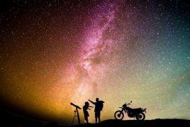 Observem el cel a Alcarràs