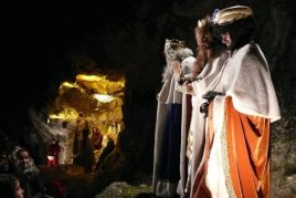 Living Nativity of Les Gunyoles de Avinyonet