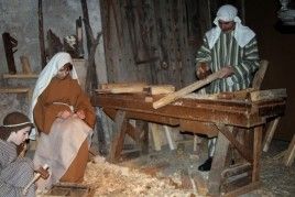 Nativité vivante de Sant Quintí de Mediona