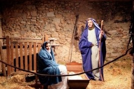 Living Nativity of the Stars of Masía de Castellón in Vandellòs