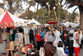 Pleamar Vintage Market of Altafulla