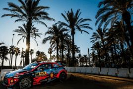 Rally RACC Costa Daurada a Salou