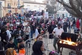 Rua de Halloween a Santa Cristina d'Aro