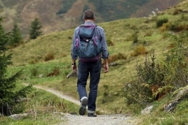 Route vers le Castellvell de Solsona
