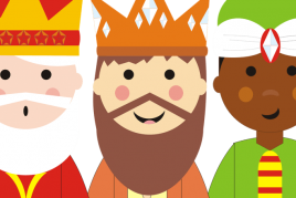 Ses Majestats els Reis d'Orient de La Torre de Claramunt