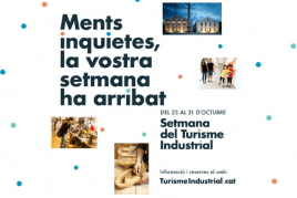 Industrial Tourism Week in Catalonia