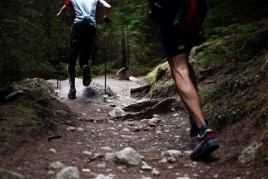 Trail Catllaràs a La Pobla de Lillet