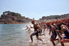 Olympic Triathlon and Sprint Triathlon Tossa de Mar