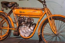 Meeting of Classic Motorcycles in Vilaseca
