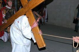 Via Crucis Vivent de Sant Hilari Sacalm