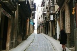 Visitez les ateliers et artisans de la rue Riera de Vic