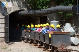 Dramatized visits to the Museum of the Mines of Cercs