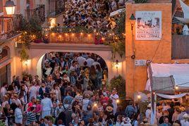 Feria de Indianos en Begur