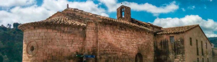 Walking through the Romanesque of Argençola