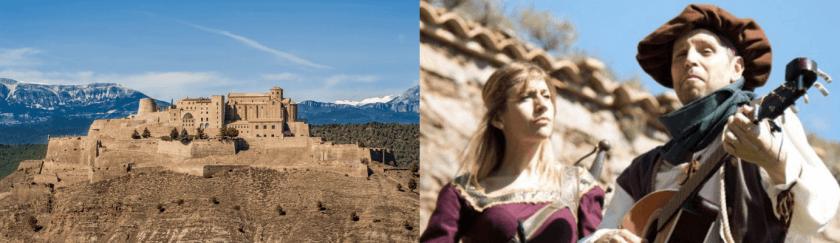 Visites teatralitzades al Castell de Cardona