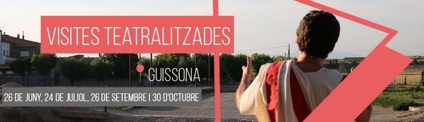 Visites teatralitzades a Guissona