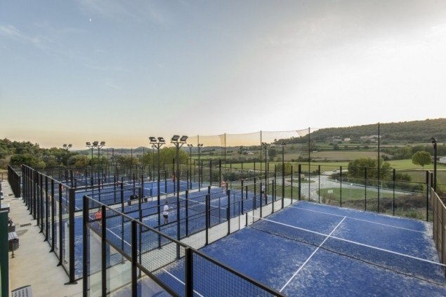 Berga Resort (Padel)