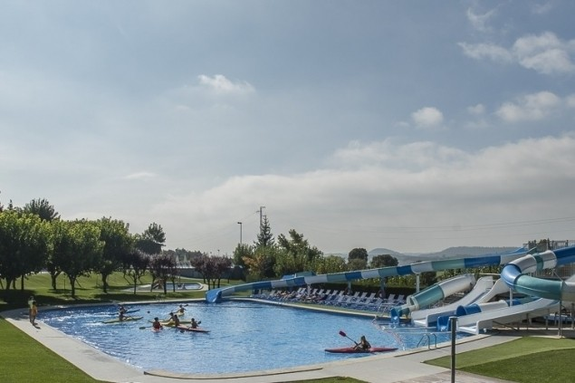 Berga Resort (Piscines Tobogans)