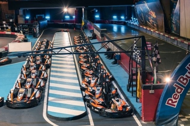 Indoor Karting Barcelona (Karts)