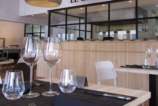 Restaurant el Grill del Celler (Buffet El Grill Del Celler)