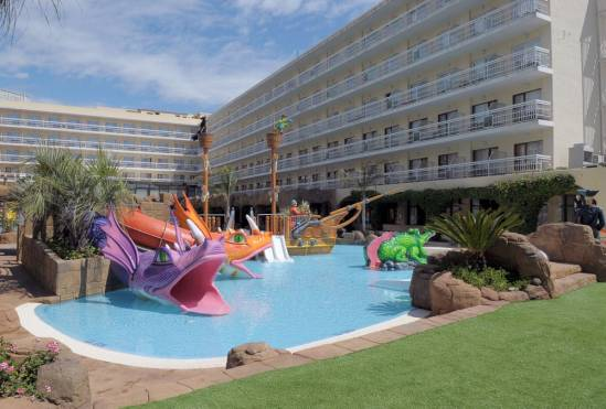 Evenia Olympic Resort (Hotel Evenia Olympic Park Lloret Mar)