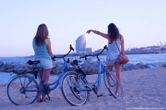 Born Bike Tours Barcelona (Hotel Vela)