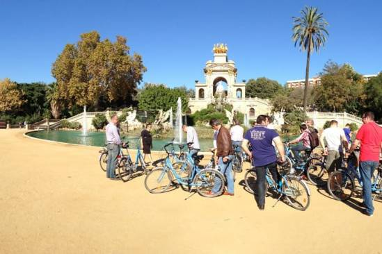 Born Bike Tours Barcelona (Gothic Tour)