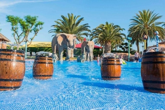 Cambrils Park Family Resort (Pool)