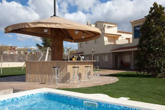 Aparthotel Monrural & Spa **** (Bar Piscina)