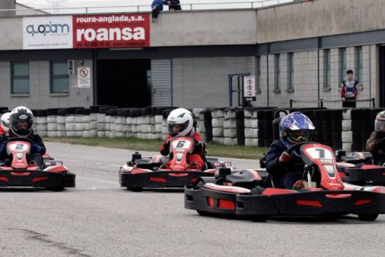 Circuit d'Osona Karting (Cursa Junior)